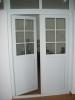 Double PVC French Door