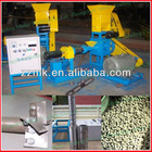 New functional full automatic floating fish feed machine