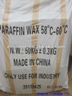 semi refined paraffin wax 58-60C