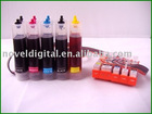 Continuous Ink System (CISS) for Canon IP4600