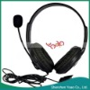 Headset Microphone For Xbox 360 Black