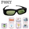 3d active shutter glasses for tv