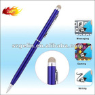 Soft Fiber pen stylus with Ink Pen for ipad