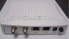Ethernet Over Coaxial Equipment Slave 200Mbps Intellon 6400 Solution