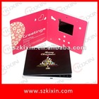 hot sale!! 2.4 Inch TFT screen Recording Camera, Video Greeting Card
