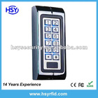 Standalone Single Door control system RFID Proximity 125Khz Access Control with Keypad