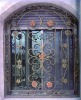 decorative wrought iron window guard