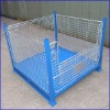 Warehouse Stackable Wire Mesh cages