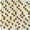 Ivory White Beige Marble Mosaic Tile