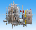Gassy Beverage Filling Equipment Mixing Machine DBC/DBS Mixer
