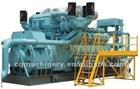 High quality Biogas generator set 1600-3000 KW