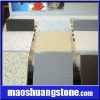 Quartz stone sample tiles