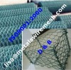 80mmx120mm Heavy PVC Coated Galvanized Hexagonal Wire Mesh (ISO9001:2000 Factory)