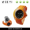 2012 watches silicone fashion new model