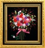 tape cross stitch sets -flowers