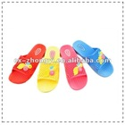 colorful summer fishing net slippers with sakura