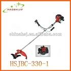very popular 32.6CC gas brush cutter with CE,EMC