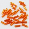 Bulk Glass Bugle Beads(TSDB6MM29)
