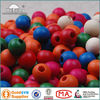 Loose Colorful Painted Wooden Beads for wholesale/DIY Beads