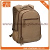 Newest fashion canvas travel school backpack in 2012