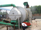 Professional three cylinder Sand Rotary Dryer