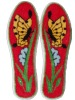 embroidery insoles