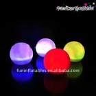 inflatable LED light water floating balloon
