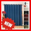 acrylic coated three pass fire retardant blackout curtain fabric