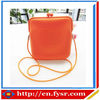 silicone bag for girls silicon girl's bag silicone shoulder bag