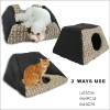 free sample cat bed/3-ways use cat bed