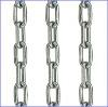 steel long link chain,welded steel link chain,industrial link chain