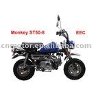 Monkey bike with EEC
