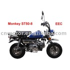 Monkey bike with EEC