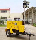 Diesel Mobile Light Tower