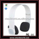 High-end Foldable Bluetooth Wireless Headphone with Touch Button,Mobile phone /iphone headphones