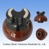 Porcelain Pin Insulator for High Voltage ansi 55-4 Radio Freed