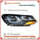 VW Touareg Headlight