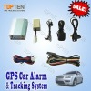 CE, FCC & Rohs certificated 2 way wireless gps car alarm and tracking system TK210