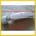 ZTE MF70 21.6Mbps Wifi Modem