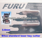 Cemented Carbide 3.0mm laser key cutter for silca machine