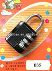 3 digit combination lock