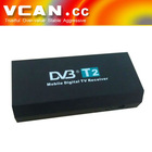 Car DVB-T2 decoder mobile digital car VCAN0244 dvb-t2 sat receiver digital