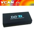 Car DVB-T2 decoder mobile digital car VCAN0244 dvb-t2 sat receiver digital