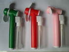 mini handy tube water spray fan