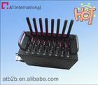 8 port gsm modem (rs232/usb) for bulk sms 8Ports CDMA Modem Pool