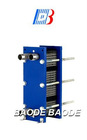 Gasketed plate heat exchanger equal Plate type marine oil cooler BH30 series