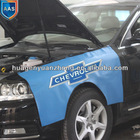blue car fender cover for repair use