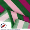 yarn dyed velour fabric