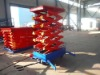 aerial angle working platforms trailer working platforms