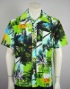 Hawaii casual men Hawaii shirt